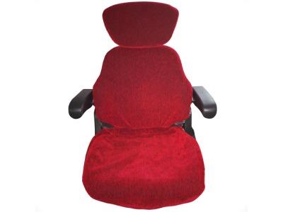 Potahy sedaček