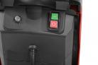 Elektrický drtič větví HECHT 624 - vypínač a tepelná pojistka