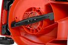 Elektrická sekačka HECHT 1844 - pracovní záběr 42 cm