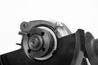 Elektrická úhlová bruska HECHT 1309 - rychloupínání krytu kotouče