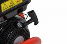 Motorová tlaková myčka HECHT 3227 - detail startéru