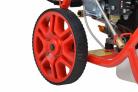 Motorová tlaková myčka HECHT 3227 - velká kola