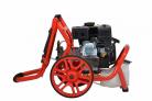 Motorová tlaková myčka HECHT 3227 - myčku je možno snadno složit