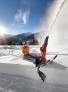 Sněhová fréza HONDA HSL 2511 E