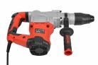 Elektrická vrtačka / kladivo HECHT 1069 - kladivo má také sekundární rukojeť pro pevný úchop