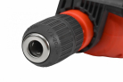 Elektrická vrtačka s příklepem HECHT 1076 - detail sklíčidla