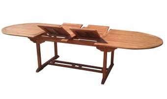 Zahradní skládací stůl TEXIM Extra