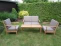 Zahradní nábytek TEXIM sestava Hampton