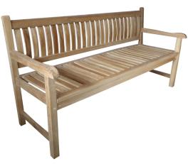 Zahradní lavice TEXIM Queensbury 180 cm