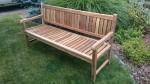 Zahradní lavice TEXIM Queensbury 180cm