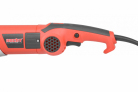 Elektrická úhlová bruska HECHT 1314 - ergonomicky tvarovaná rukojeť