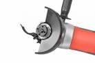 Elektrická úhlová bruska HECHT 1314 - polohovatelný kryt s rychloupínáním