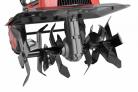 Elektrický kultivátor HECHT 745 - 3 páry radliček se záběrem 40 cm