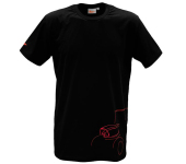 Tričko černé ZETOR - vel. M