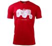Pánské červené triko ZETOR - vel. L