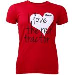 Dámské tričko se srdcem ZETOR - vel. S