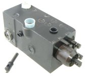 Rozvaděč hydrauliky úplný - 4V (URI) 6918-8140