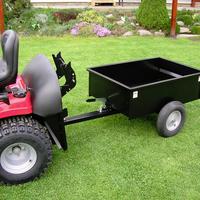Sklápěcí vozík k zahradnímu traktoru VARES TDK