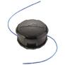 Benzínový křovinořez ECHO SRM-3020TES - detail rychlonavíjecí hlavy SF400