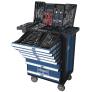 Dílenský vozík s nářadím - 263 dílů SCHEPPACH TW 1000