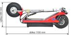 Elektrická koloběžka SELVO 2300