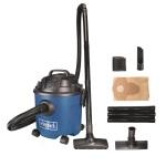 Průmyslový vysavač na suché/mokré vysávání 16 L