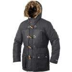 Pánská zimní bunda černá VALTRA