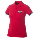 Dámské triko Piqué červené VALTRA