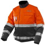 Pracovní reflexní bunda zimní VALTRA