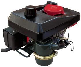 Dvoutaktní motor JIKOV 1447 spojka 80 mm, dekompresní ventil