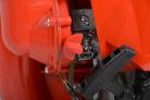 Motorový fukar HECHT 972 Profi - vývod sání vzduchu