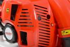 Motorový fukar HECHT 972 Profi - ochranný kryt motoru a výstup výfuku