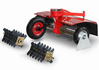 Provzdušňovač/prořezávač trávníků VARI PP-60