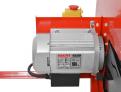 Okružní pila na dřevo HECHT 8220 - výkonný motor a bezpečnostní spínač