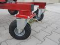 Benzínový štěpkovač s dvojitým pytlovačem URBAN SM70