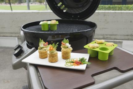 Silikonová forma na muffiny OUTDOORCHEF vykouzlí na oslavě lahodné pokrmy