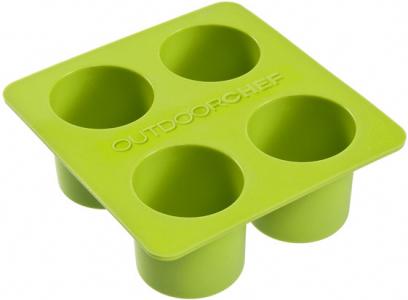 Malá silikonová forma na muffiny OUTDOORCHEF