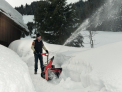 Sněhová fréza HONDA HSS 655 HT