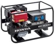 Jednofázová elektrocentrála HONDA EC 5000