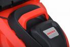 Elektrická sekačka HECHT 1000 - madlo pro snadné přenášení