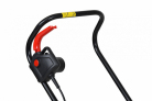 Elektrická sekačka HECHT 1233 - detail spínače