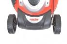 Elektrická sekačka HECHT 1846 4in1 - centrálně nastavitelná přední kola