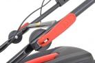 Elektrická sekačka HECHT 1846 4in1 - snadné nastavení výšky rukojeti