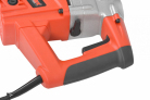 Elektrická vrtačka / kladivo HECHT 1028 - detail rukojeti