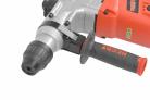 Elektrická vrtačka / kladivo HECHT 1028 - detail sklíčidla