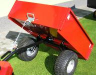 Sklápěcí vozík VARES HV 220/S, nosnost 220kg