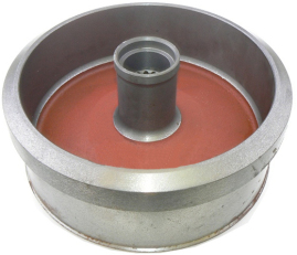 Brzdový buben 4V (URI) ZETOR 5511-9029