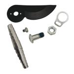 Čepel, šroubek, pružina pro nůžky P90 FISKARS 1026278