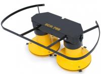 Dvoububnový žací adaptér JIKOV BDR 700