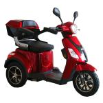 Elektrická tříkolka SELVO 3500 EBs